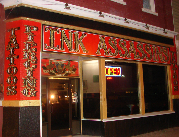 about us ink assassins tattoos piercings erie pa